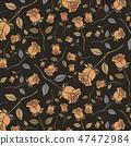 rose pattern 47472984
