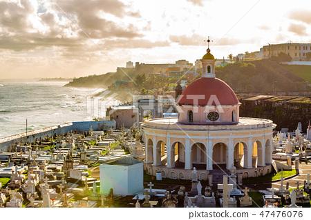 Santa maria cemetery in San Juan Puerto Rico 47476076
