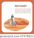 도착, 착륙, 화성 47478023