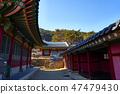 남한산성 행궁과 서울야경 47479430