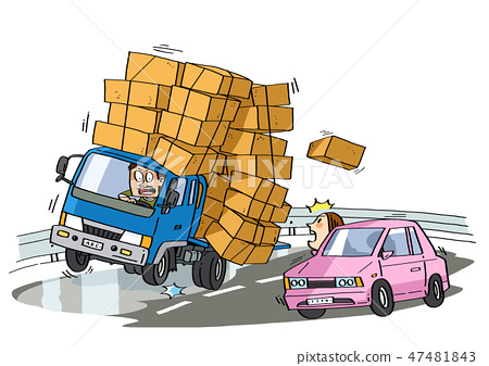 Cartoon of various incidents and accidents around us vector illustration 006 47481843