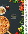 Food poster design 006 47483882