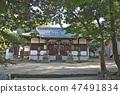 [봄날 신사】 오사카 부 가시 와라시 타나베 1 47491834