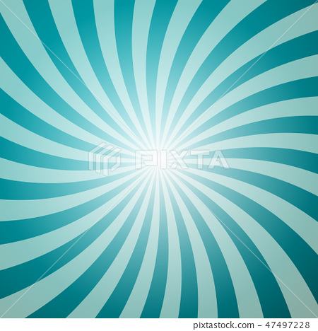 Blue Retro Background with Star Shape 47497228