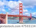 샌프란시스코 골든 게이트 브리지 47503134