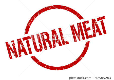 natural meat stamp 47505203
