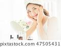 Female Beauty Makeup 47505431