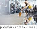 女性健身健身房运动服 47506433