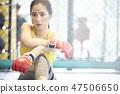女性健身健身房運動服 47506650