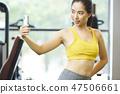 女性健身健身房运动服 47506661