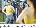 女性健身健身房运动服 47506671