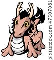 龍的性格 47507081