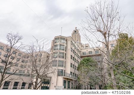 St. Luke's International Hospital Old building 47510286
