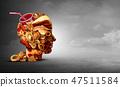 Junk Food Concept 47511584