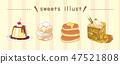 甜蜜的插圖3 47521808