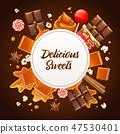 焦糖 食物 食品 47530401