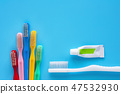 Toothbrush with toothpaste 47532930