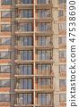 Building construction site 47538690