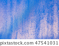 texture of frozen water drops on glass, soft focus 47541031