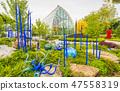 Chihuly garden and glass museum.seattle,wa,usa. 47558319