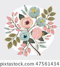 花香 花 花朵 47561434