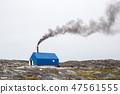 Waste incinerator in Rodebay, Greenland 47561555