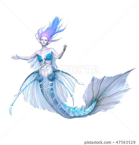 美人魚 47563529