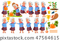 garden, female, grandma 47564615