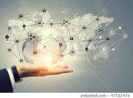 Social networking scheme 47582478