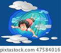 jumping.eps 47584016
