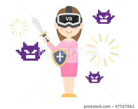 VR遊戲 47587662