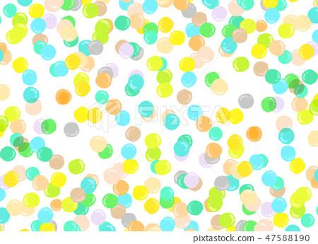 Balloon colorful texture - Stock Illustration [47588190] - PIXTA