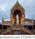 Rabbie Burns Statue 47596870