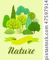 树木 树 自然 47597914