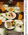 음식,회,초밥,초밥 47598023