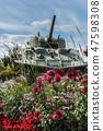 Duplex Drive Sherman Tank, Juno Beach 47598308