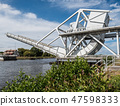 Pegasus Bridge in Normandy 47598333