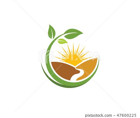 Farm vector agriculture 47600225
