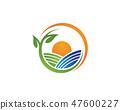 로고, 상표마크, 농장 47600227