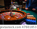 Casino, gambling and entertainment concept 47601853