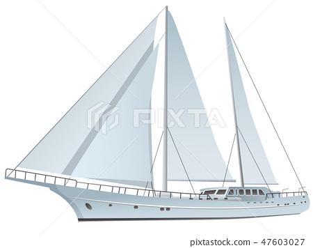 sailing yach 47603027