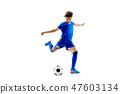 soccer, boy, ball 47603134