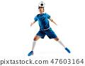 soccer, boy, ball 47603164