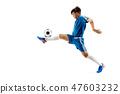 soccer, boy, ball 47603232