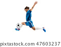 soccer, boy, ball 47603237