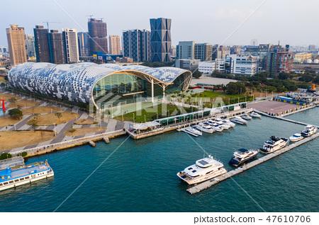 八五大樓、新光碼頭、高雄展覽館、圖書館Asia Taiwan Kaohsiung City 47610706