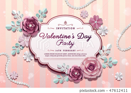 Valentine's day party 47612411