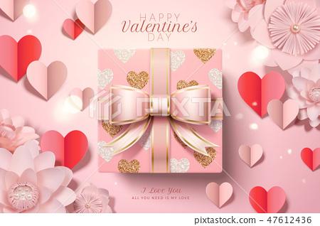 Happy valentine's day 47612436