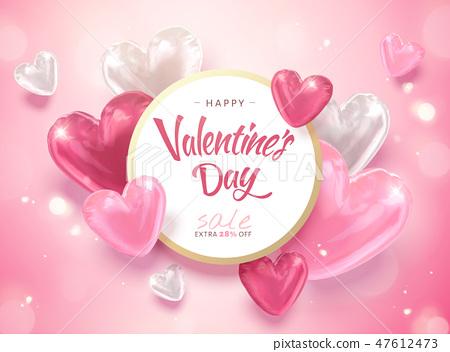 Happy Valentine's day 47612473