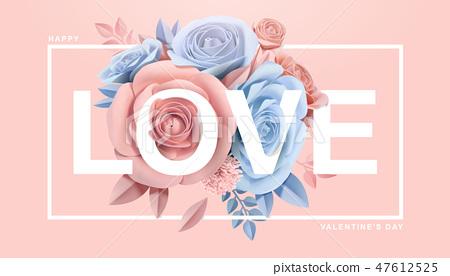 Happy Valentine's Day 47612525